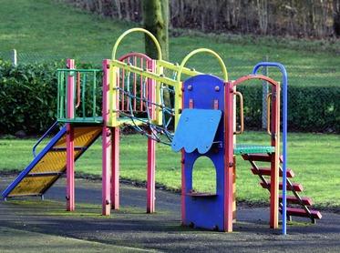 Zdjęcie Bezpieczne place zabaw