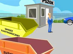 Zdjęcie PSZOK - jak zarządzać oraz jak zorganizować